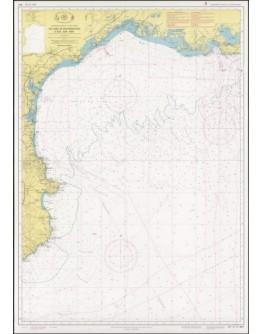 907 - From Capo de San Sebastian to Fos-Sur-Mer