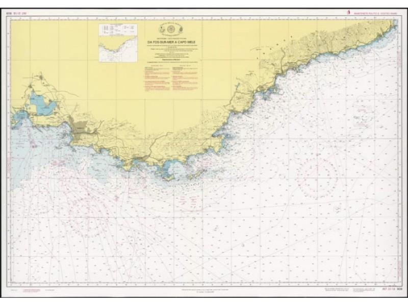 908 - Da Fos-Sur-Mer a Capo Mele