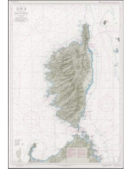 910 - Island of Corsica