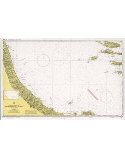 922 - From Vieste to Porto S. Giorgio and Lesina Island