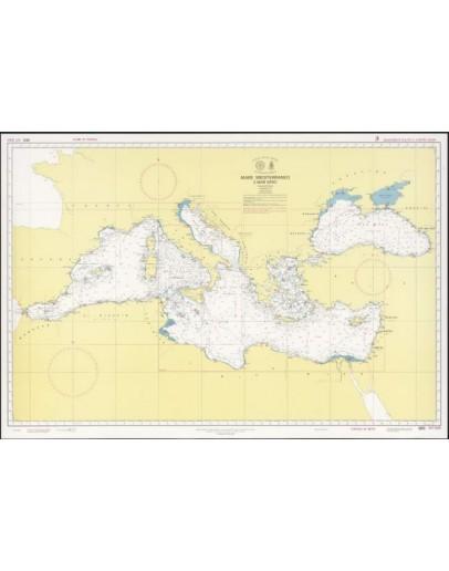 360 - Mare Mediterraneo e Mar Nero