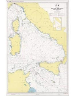 434 - Mar Ligure - Mar Tirreno - Stretto di Sicilia