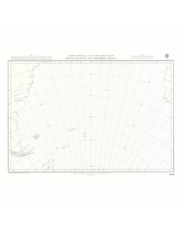 5096 - Gnomonic Chart South Atlantic Ocean