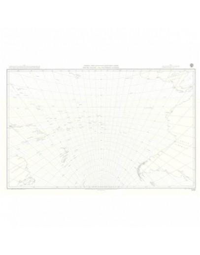 5098 - Gnomonic Chart South Pacific Ocean