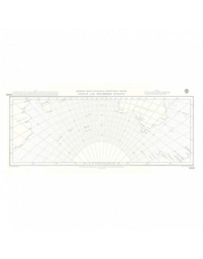 5099 - Gnomonic Chart Indian Ocean