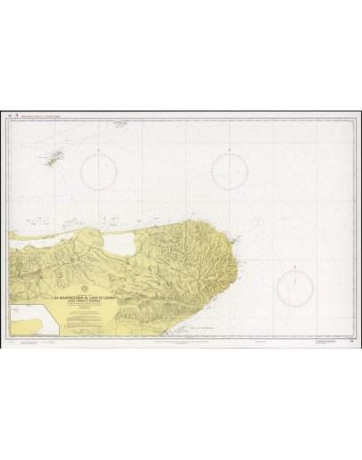 32 - From Manfredonia to Lago di Lesina - Tremiti Islands and Pianosa