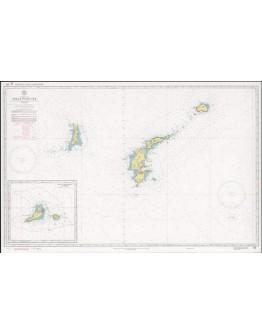126 - Isole Pontine - Isole di Ventotene e S. Stefano