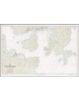 282 - Anchor between La Maddalena and the north coast of Sardinia