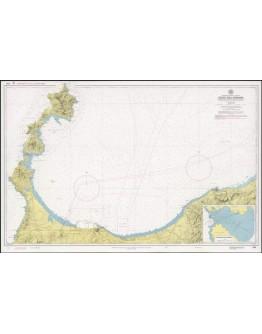 289 - Golfo dell'Asinara and Passaggio dei Fornelli