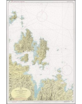 324 - Maddalena archipelago - East Sheet