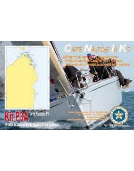 Kit P3A - Da Capo di Monte Russu a Punta sa Canna