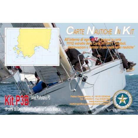 Kit P3B - Da Capo Palmieri a Punta sa Calada Bianca