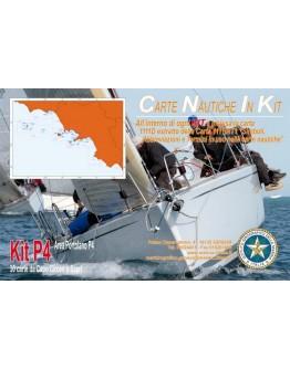 Kit P4 - Da Capo Circeo a Sapri