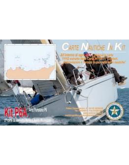 Kit P6A - Da Rometta Marea a Punta Molinazzo