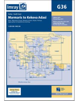 G36 - Marmaris to Kekova Adasi