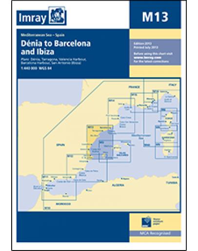 M13 - Dénia to Barcelona and Ibiza