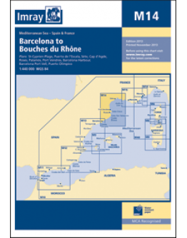 M14 - Barcelona to Bouches du Rhône