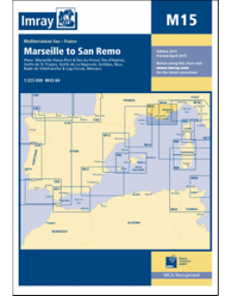 M15 - Marseille to San Remo