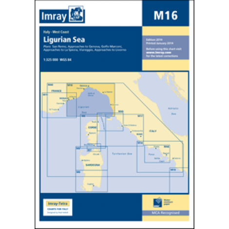 M16 - Ligurian Sea