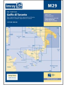 M29 - Golfo di Taranto