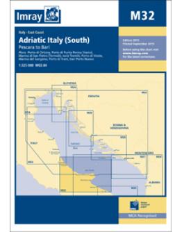 M32 -  Adriatic Italy (South) - Pescara to Bari