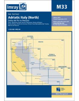 M33 - Adriatic Italy (North) - Delta del Po to Pescara