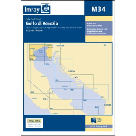 M34 - Golfo di Venezia