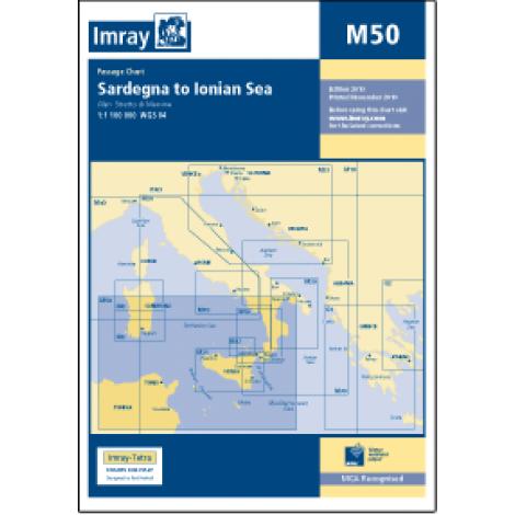 M50 - Sardegna to Ionian Sea