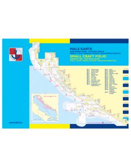MK - Male Karte - Adriatico Costa Orientale