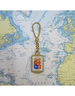 """Keyrings """"Italian Sailor Republic"""""""