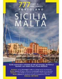777 - SICILIA E MALTA - Sicilia, Malta, Eolie, Egadi, Gozo, Pantelleria, Pelagie e Ustica