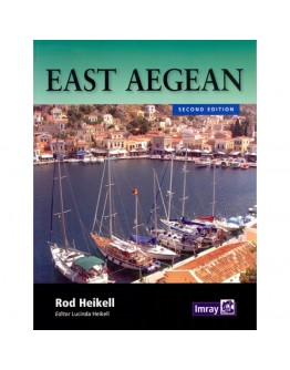 EAST AEGEAN - The Greek Dodecanese Islands and the Coast of Turkey from Gulluk to Kedova