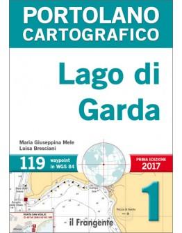 PORTOLANO CARTOGRAFICO 1 LAKE GARDA