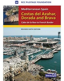 MEDITERRANEAN SPAIN - COSTAS DEL AZAHAR DORADA AND BRAVA (Cabo De La Nao to the French border)