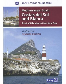 MEDITERRANEAN SPAIN - COSTAS DEL SOL AND BLANCA (Strait of Gibraltar to Denia)