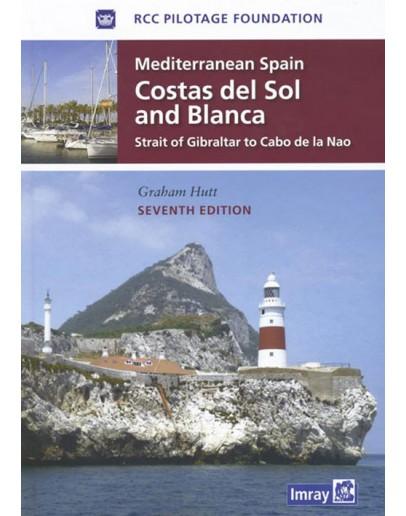 MEDITERRANEAN SPAIN - COSTAS DEL SOL AND BLANCA (Strait of Gibraltar to Denia)