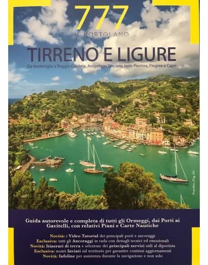 777 - TIRRENO E LIGURE - Da Ventimiglia a Reggio Calabria, Arcipelago Toscano, Isole Flegree e Pontine