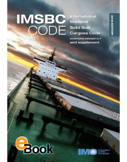 IMO KI260E IMSBC Code & Supplement, - DIGITAL VERSION