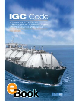 IMO KA104E IGC Code - DIGITAL VERSION