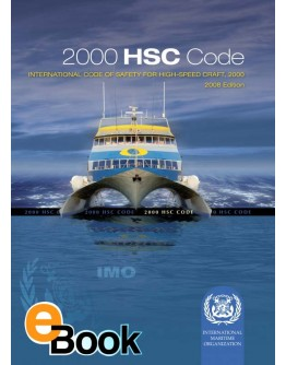 IMO KA185E High Speed Craft (2000 HSC) Code - DIGITAL VERSION