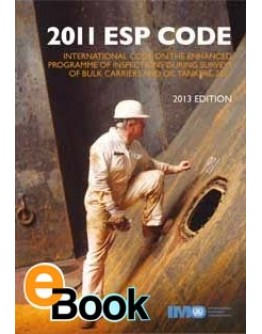 IMO KB265E 2011 ESP Code - DIGITAL VERSION