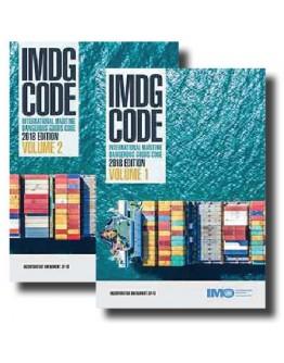 IL200E - IMDG CODE Vol. 1 & 2