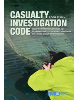I128E - CASUALTY INVESTIGATION CODE