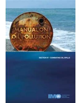IA569E - MANUAL ON OIL POLLUTION SECT. IV