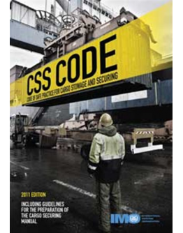 IB292E - CARGO STOWAGE & SECURING CSS CODE