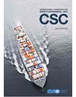 IC282E - CSC SAFE CONTAINER CONVENTION CSC CODE