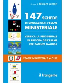 147 Schede di simulazione d'esame ministeriale