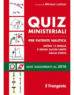 Quiz ministeriali per la patente nautica