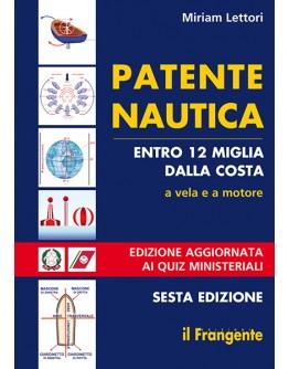 Patente Nautica entro le 12 miglia