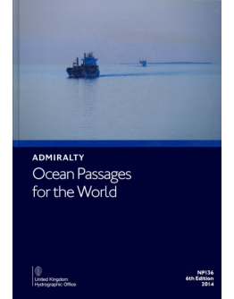 NP136/1 - Ocean Passages for the World